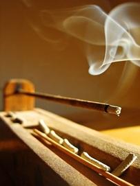 O aroma de sândalo parece acelerar a regeneração dapele